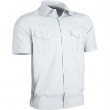 Рубашка форменная белая кадетская кор/рукав