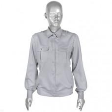 Рубашка форменная ФСИН женская дл/рукав